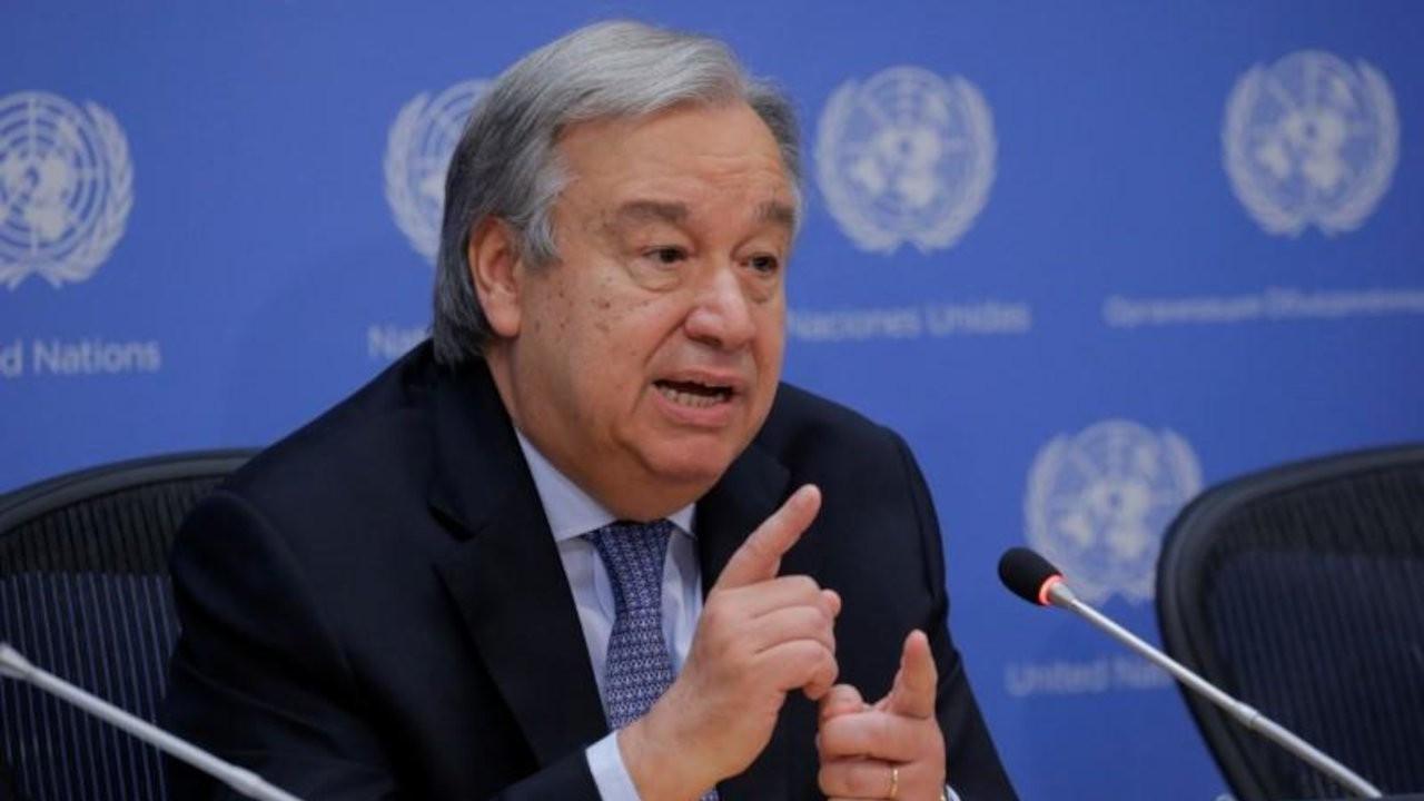 BM: Milyonlarca ölümü engellemek için Taliban'la diyalog kurmalıyız