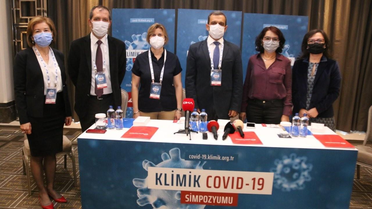 'Korona 6-9 ayda grip gibi mevsimsel bir hastalığa dönüşebilir'
