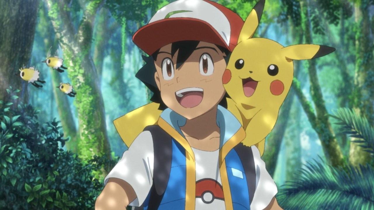 Pokémon, Ekim ayında Netflix'e geliyor