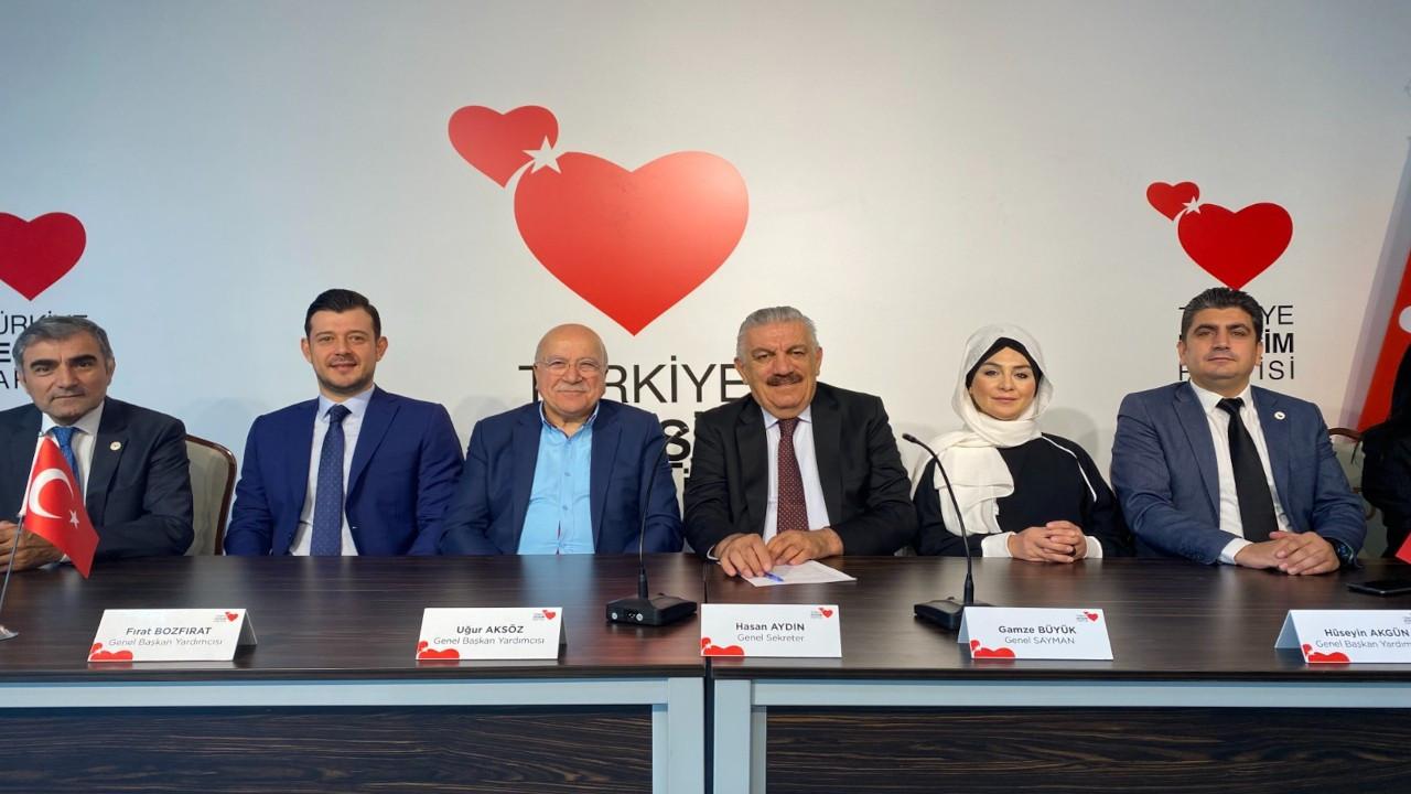 Mustafa Sarıgül'ün partisi kurultaya hazırlanıyor