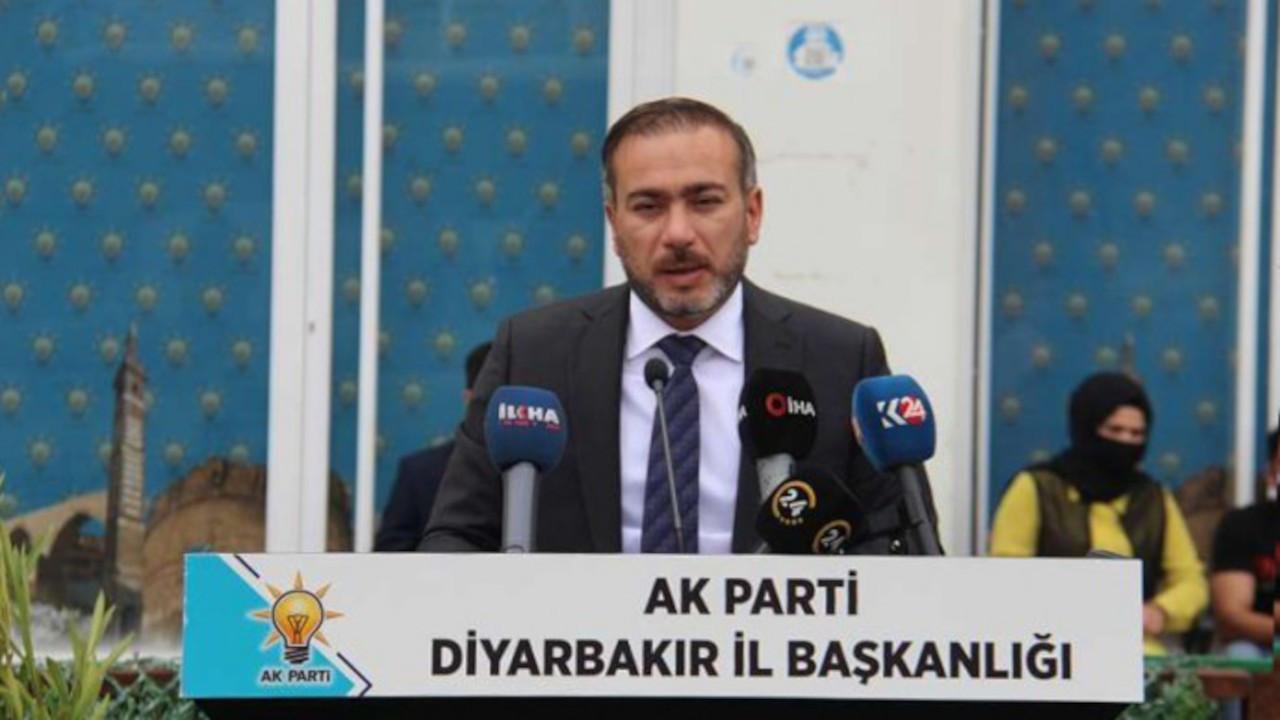 AK Parti Diyarbakır İl Başkanı'na, yardımcısından suçlama: 'İş yapamadım' dedi, partiden gelen parayı hesabına geçirdi