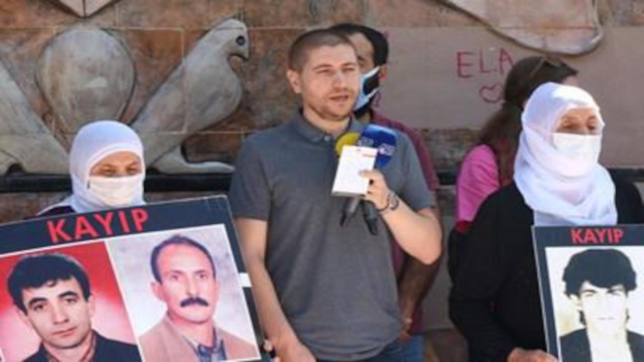 İHD Diyarbakır Şubesi: Vasıf Öztürk'ten 27 yıldır haber alınamadı