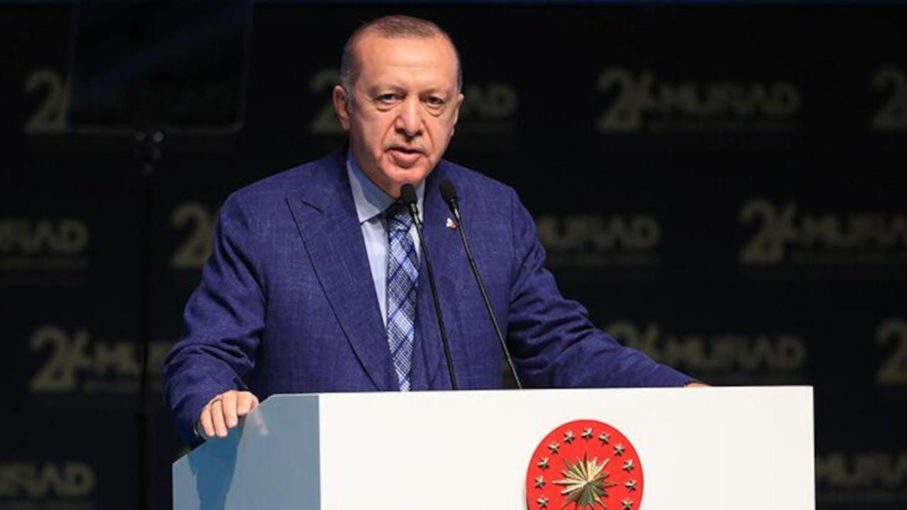 Erdoğan: Küresel sistem çatırdıyor, inşallah treni kaçırmayacağız