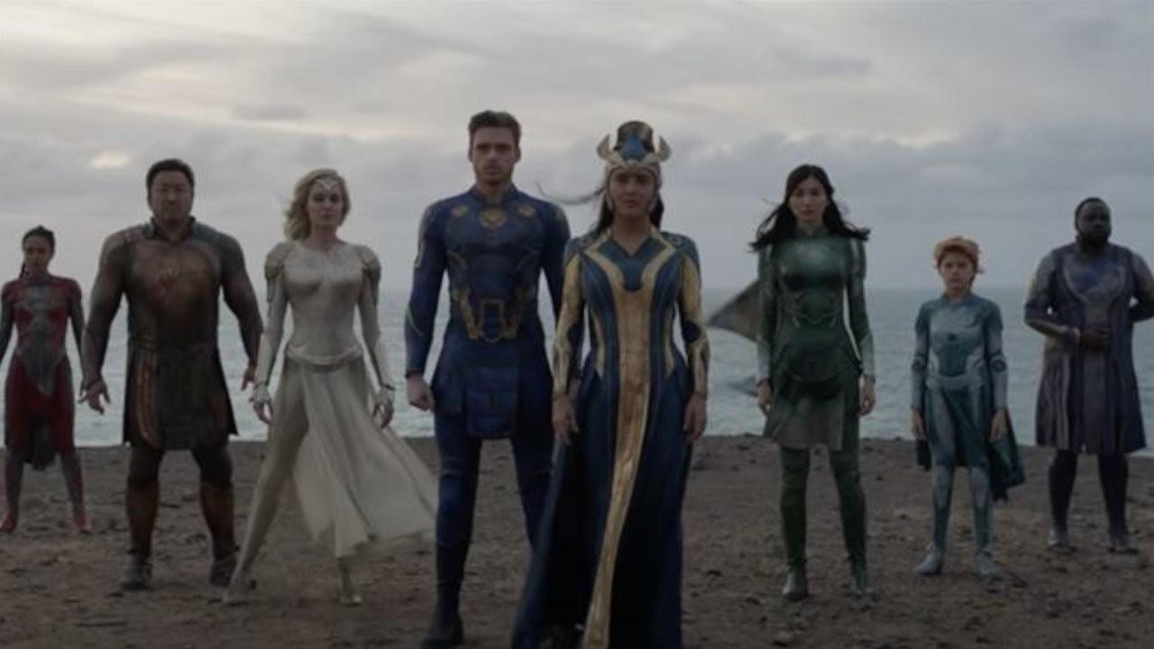 Disney, 2021 filmlerinin vizyon planını açıkladı: 'Eternals', 5 Kasım'da izleyicilerle buluşacak