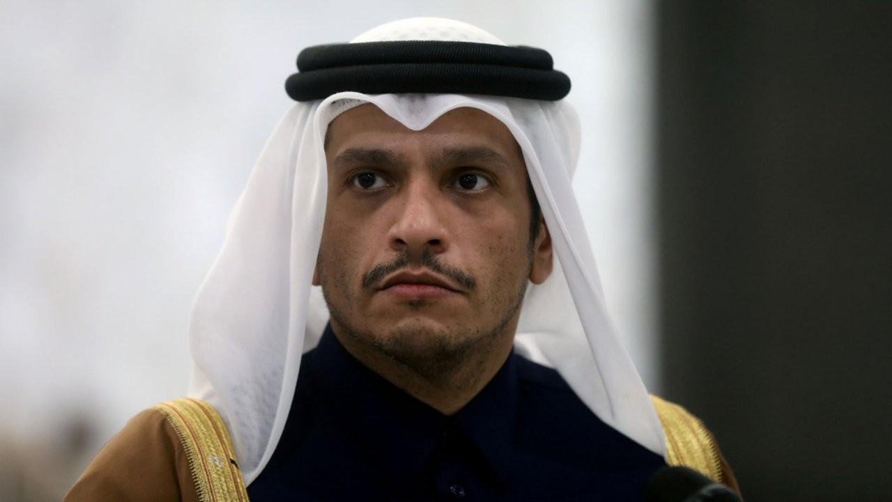 Katar Dışişleri Bakanı Al Sani Ankara ve Moskova'nın ardından Kabil'de