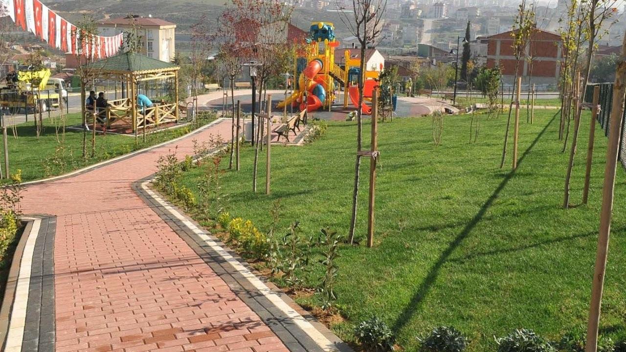Tuzla Belediyesi park alanlarını özelleştiriyor