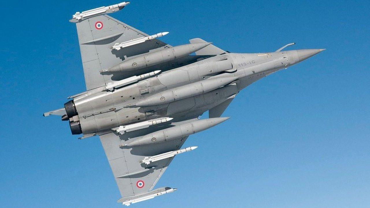 Yunanistan Fransa'dan altı savaş uçağı daha alacak