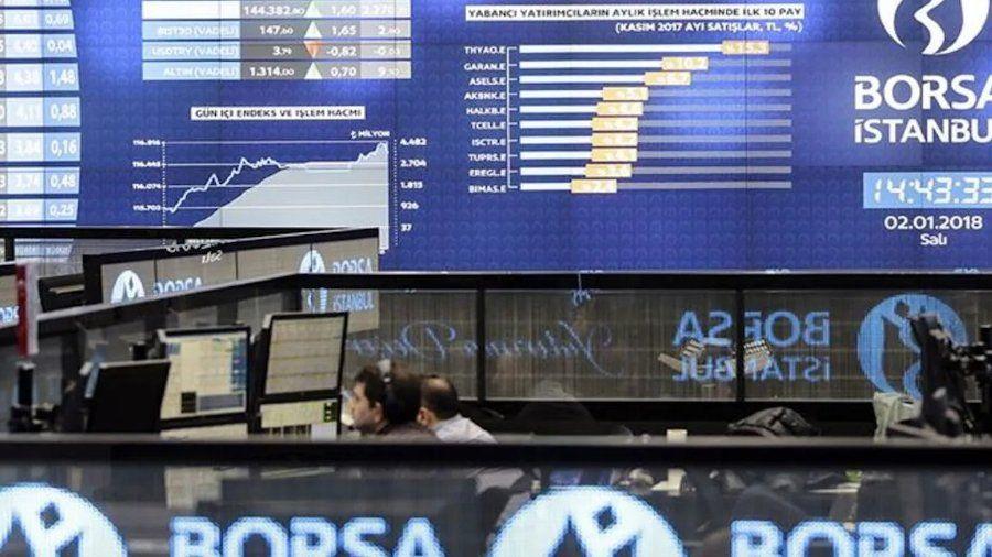 Borsa İstanbul'da 'kriter' değişikliği - Sayfa 1