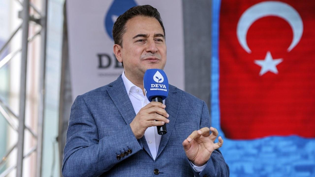 Babacan: Cumhurbaşkanı adayı parlamenter sistemi desteklemeli