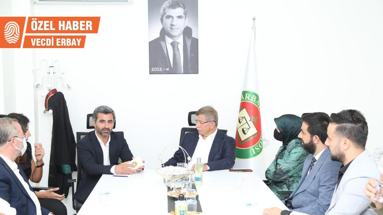 Diyarbakır Barosu Başkanı Eren: Davutoğlu'nun pozisyonunu unutmadık