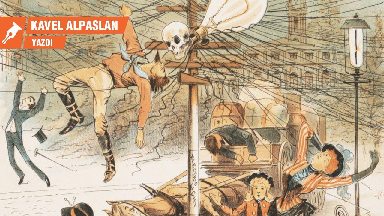 Elektrik karşıtlığı: 'Zaptedilemeyen Şeytan'