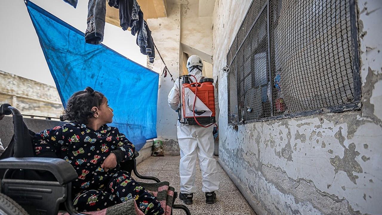 İdlib'de Covid dalgası: Türkiye'den bayram ziyaretleri sonrası başladı