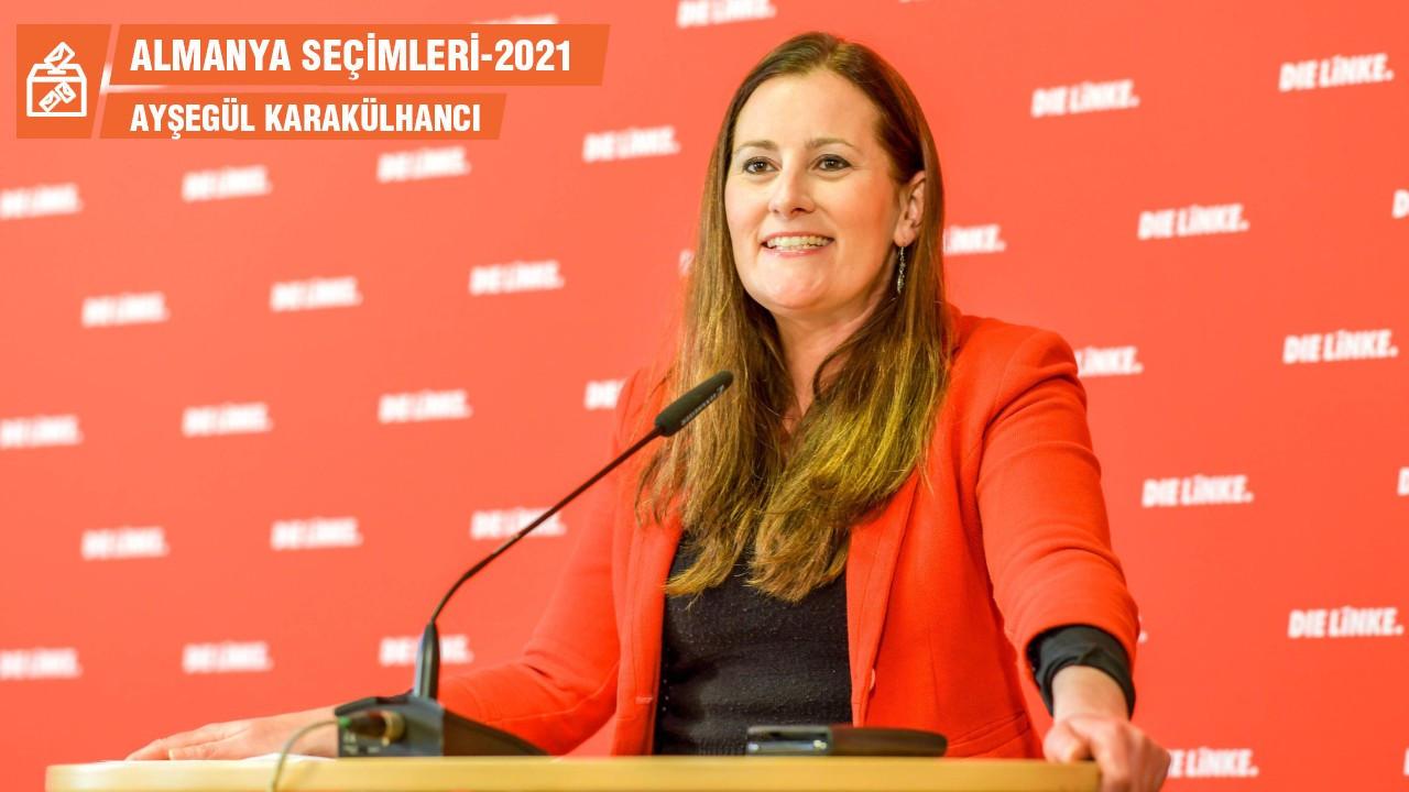 Janine Wissler: Almanya'da demokrasi şirketlerin kapısında biter