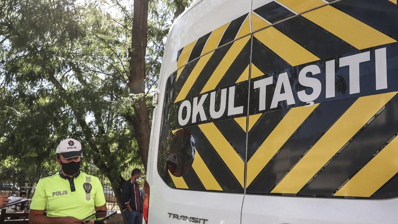 İstanbul'da okul servis şoförlerinin yüzde 94,2'si aşılı