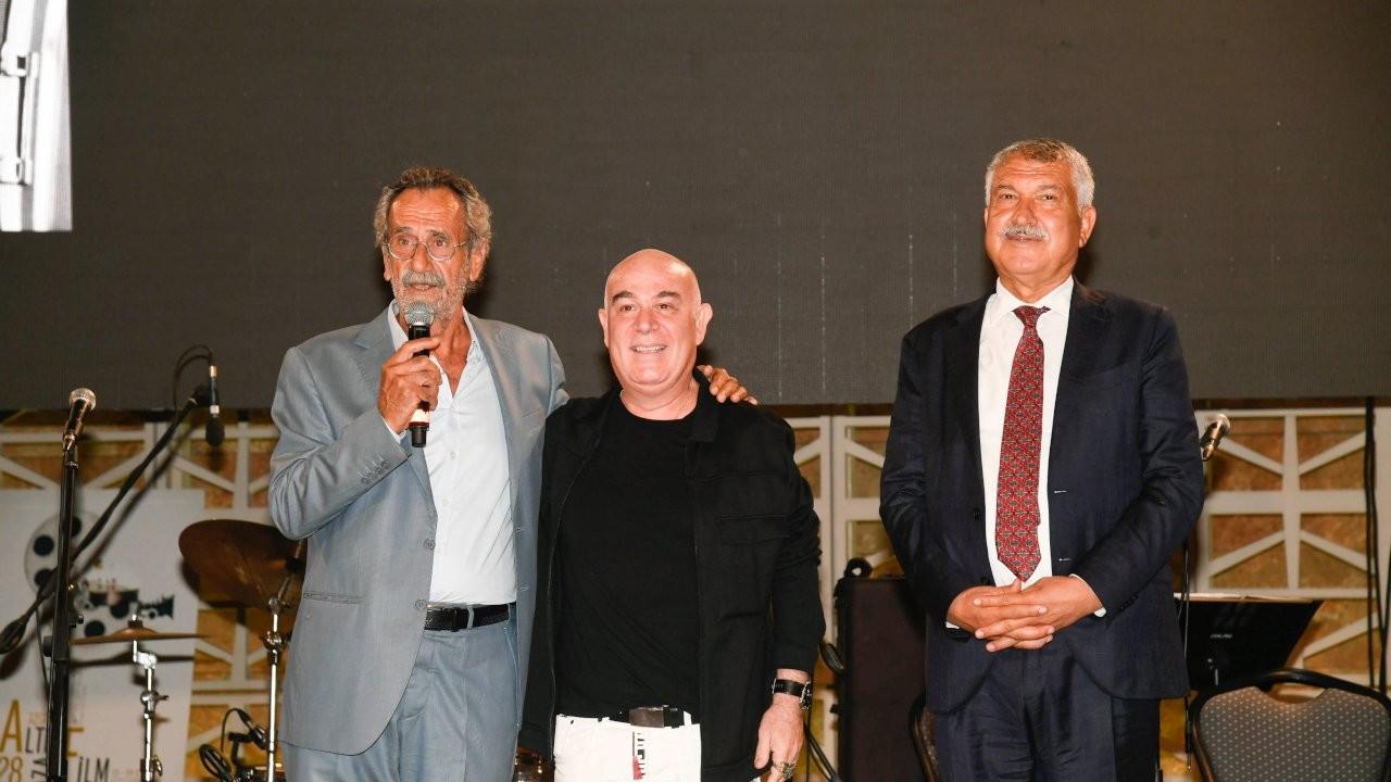 Altın Koza Film Festivali 'Emek Ödülleri' verildi