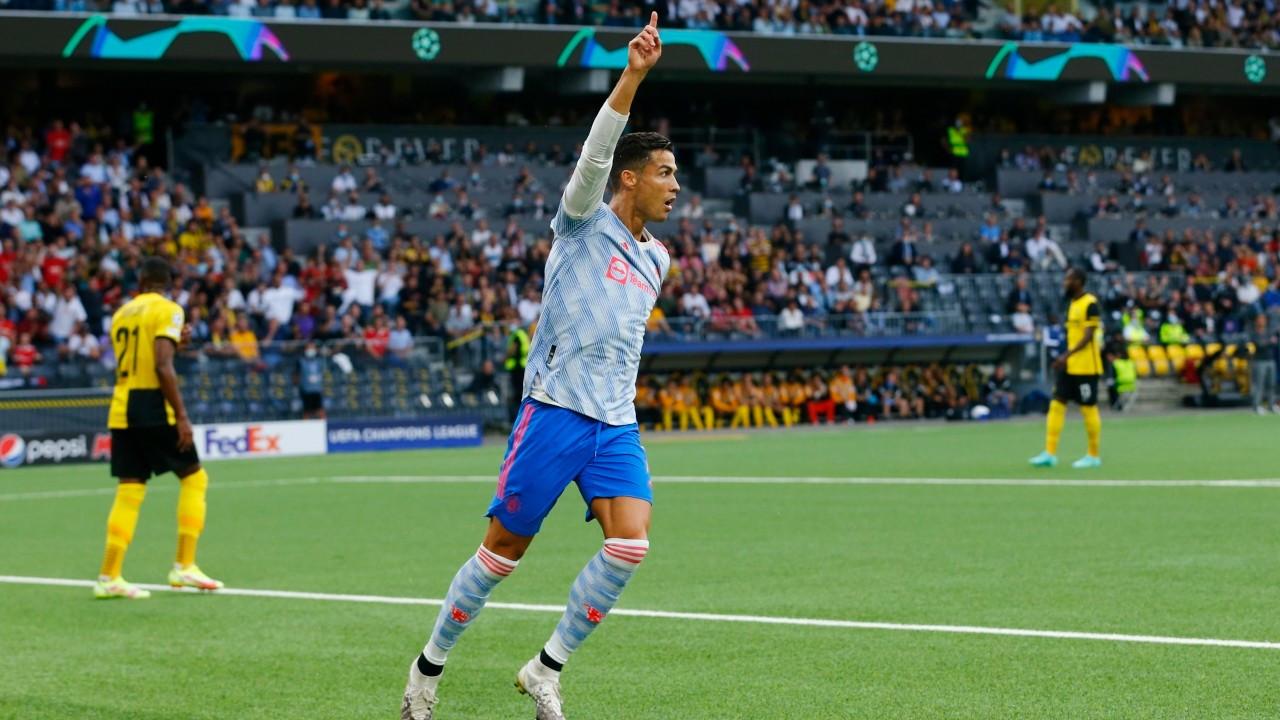 Ronaldo'dan Şampiyonlar Ligi'nde yeni rekorlar