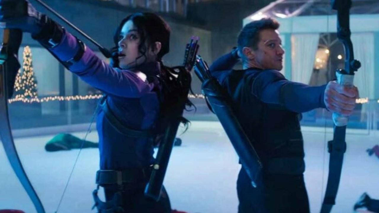 Marvel'ın yeni dizisi Hawkeye'dan ilk fragman