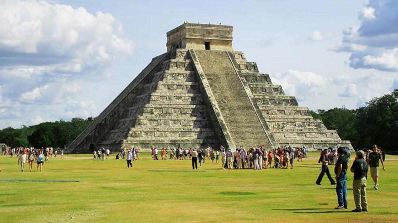 Maya uygarlığı neden 'çöktü'?