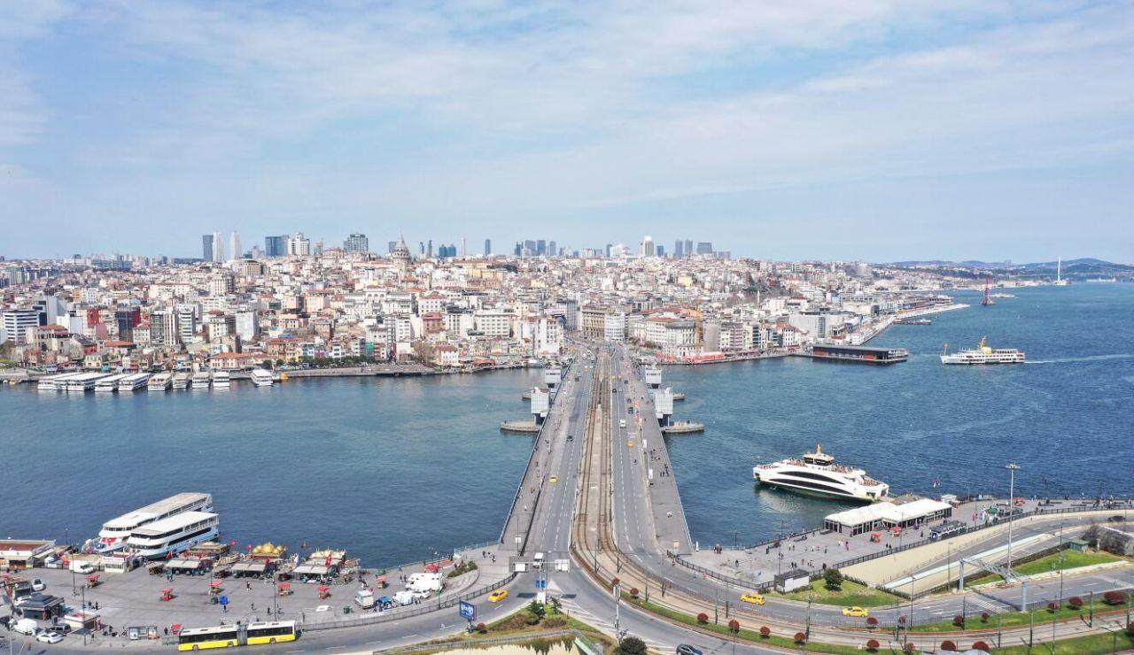 Salgın İstanbul'da toplu taşıma kullanımını yarı yarıya düşürdü - Sayfa 4