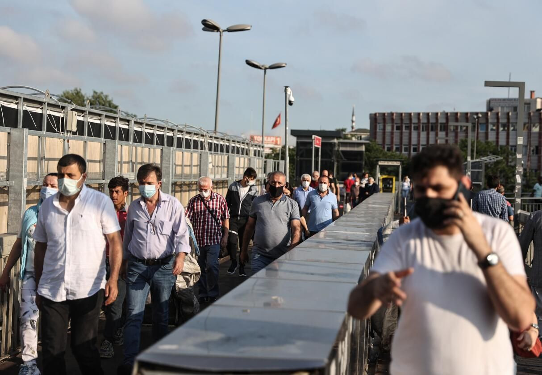 Salgın İstanbul'da toplu taşıma kullanımını yarı yarıya düşürdü - Sayfa 2