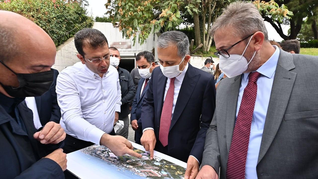 Vali Yerlikaya: Atatürk Kültür Merkezi, 29 Ekim'de açılacak
