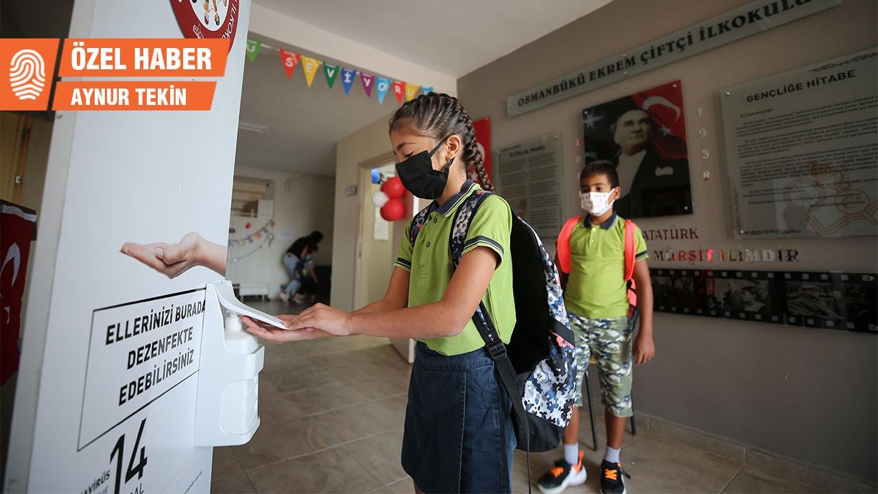 Yüz yüze eğitimde kalabalık sınıf endişesi: 'Sosyal mesafe imkânsız'