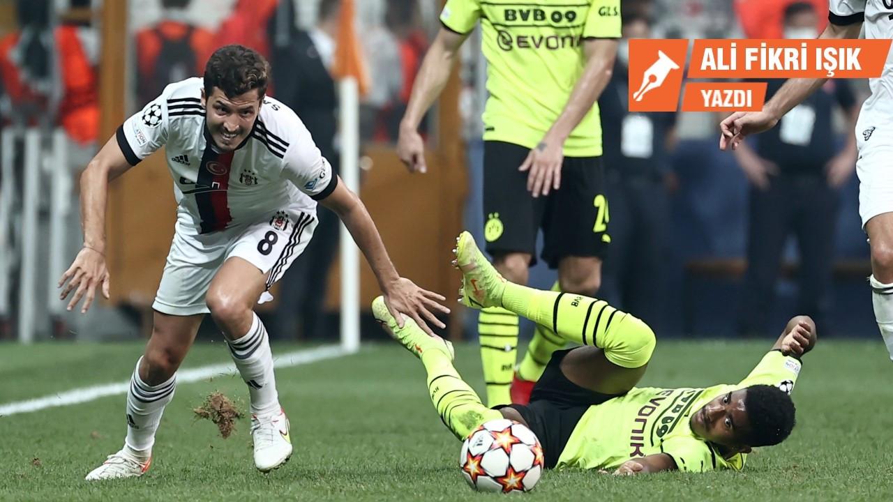 Beşiktaş Dortmund'u yenebilir miydi!