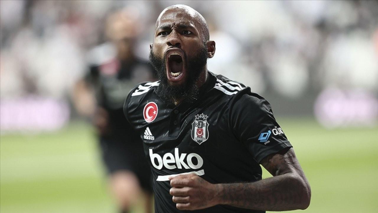 Beşiktaş'ta Kevin Nkoudou kadrodan çıkarıldı