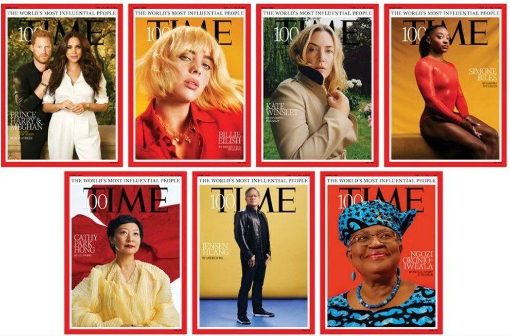 Time'ın, 'en etkili 100 kişi' listesi açıklandı - Sayfa 2