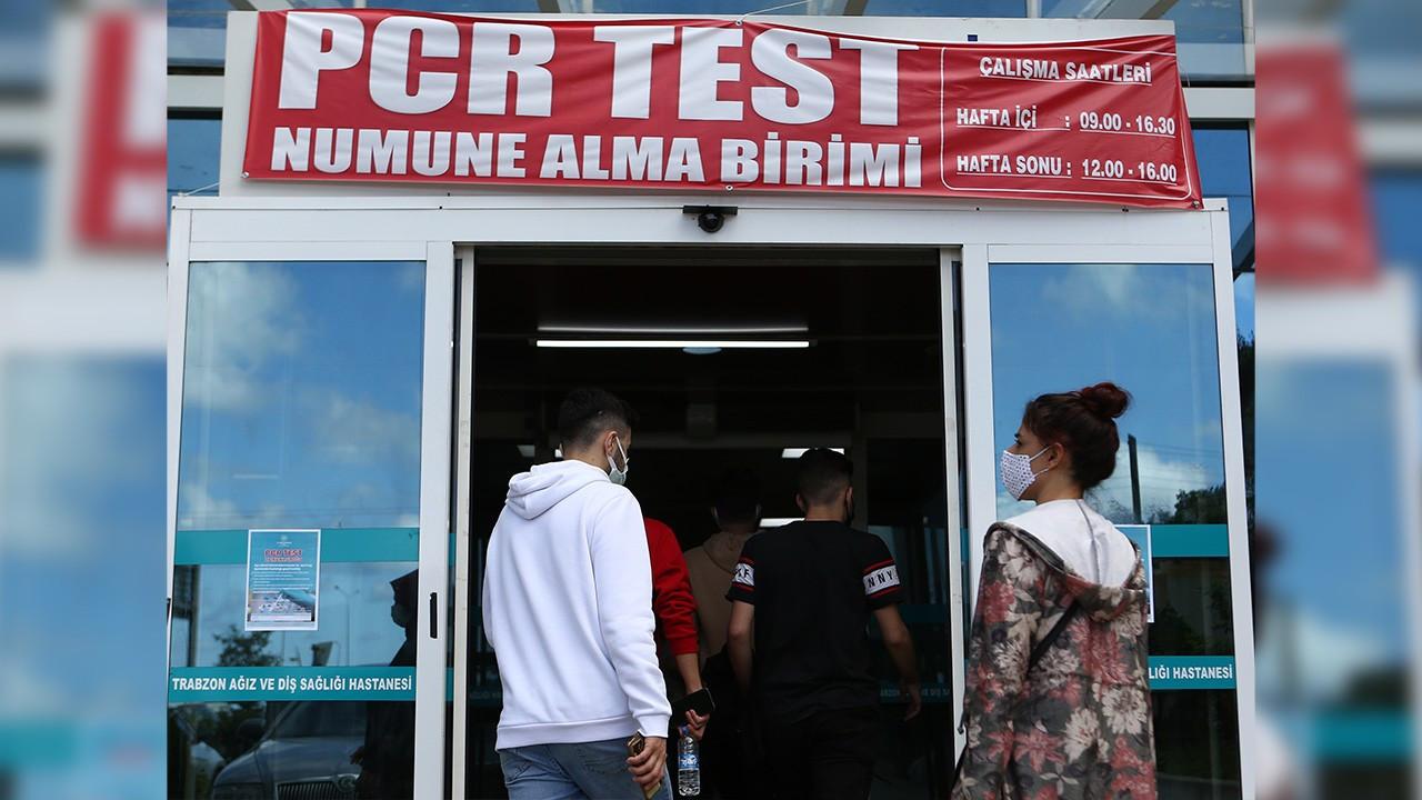 Trabzon'da yoğun bakım üniteleri doldu: Günlük vaka sayısı 700