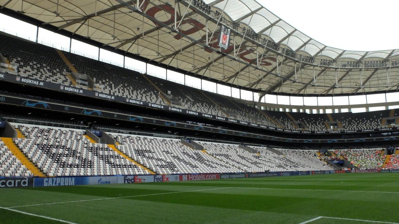 Beşiktaş-Borussia Dortmund maçının ilk 11'leri belli oldu
