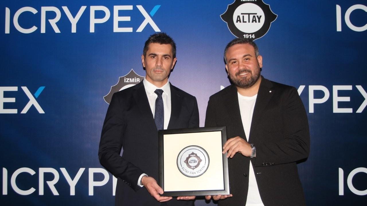 Altay Fan Token'in satışından 23 milyon lira gelir sağlandı