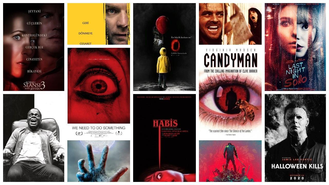 IMDb'ye göre en popüler 50 korku filmi