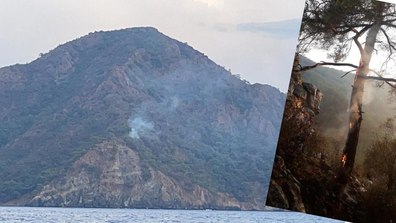 11 bölgedeki orman yangınları erken müdahaleyle kontrol altına alındı