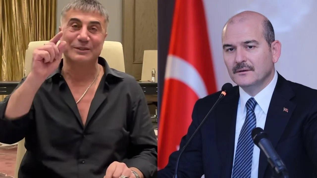 Sedat Peker'den Süleyman Soylu'ya: Sana çok güzel bir hediye hazırladım