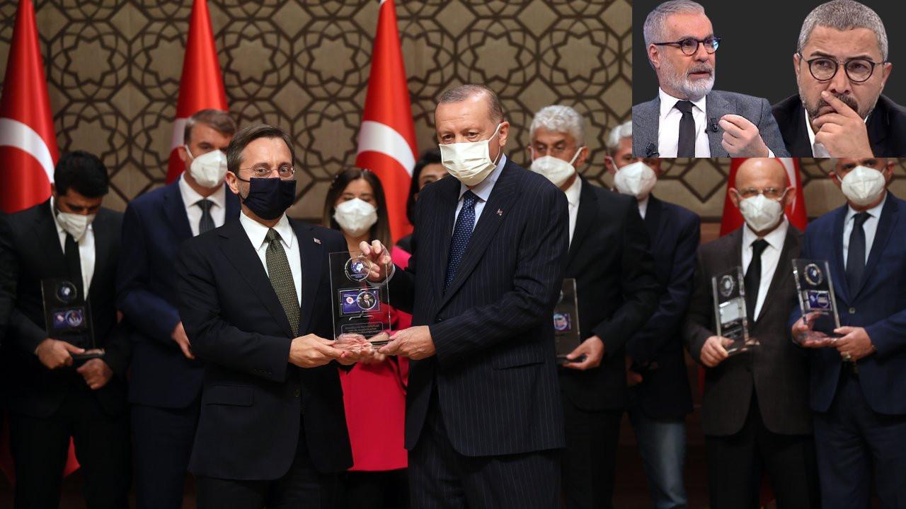 Erdoğan'ın dağıttığı medya ödüllerinde Sedat Peker detayı: Listede var, törende yok