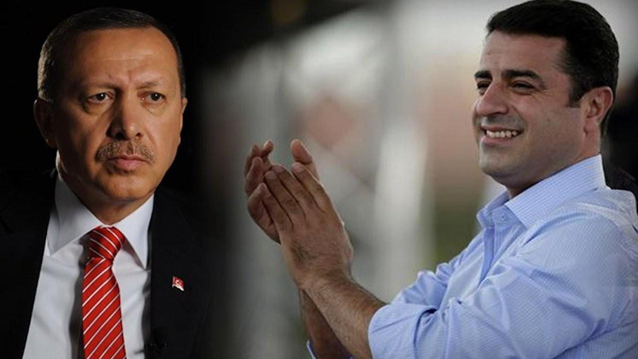 HDP anketinde 'Demirtaş' ve 'Erdoğan' yanıtı