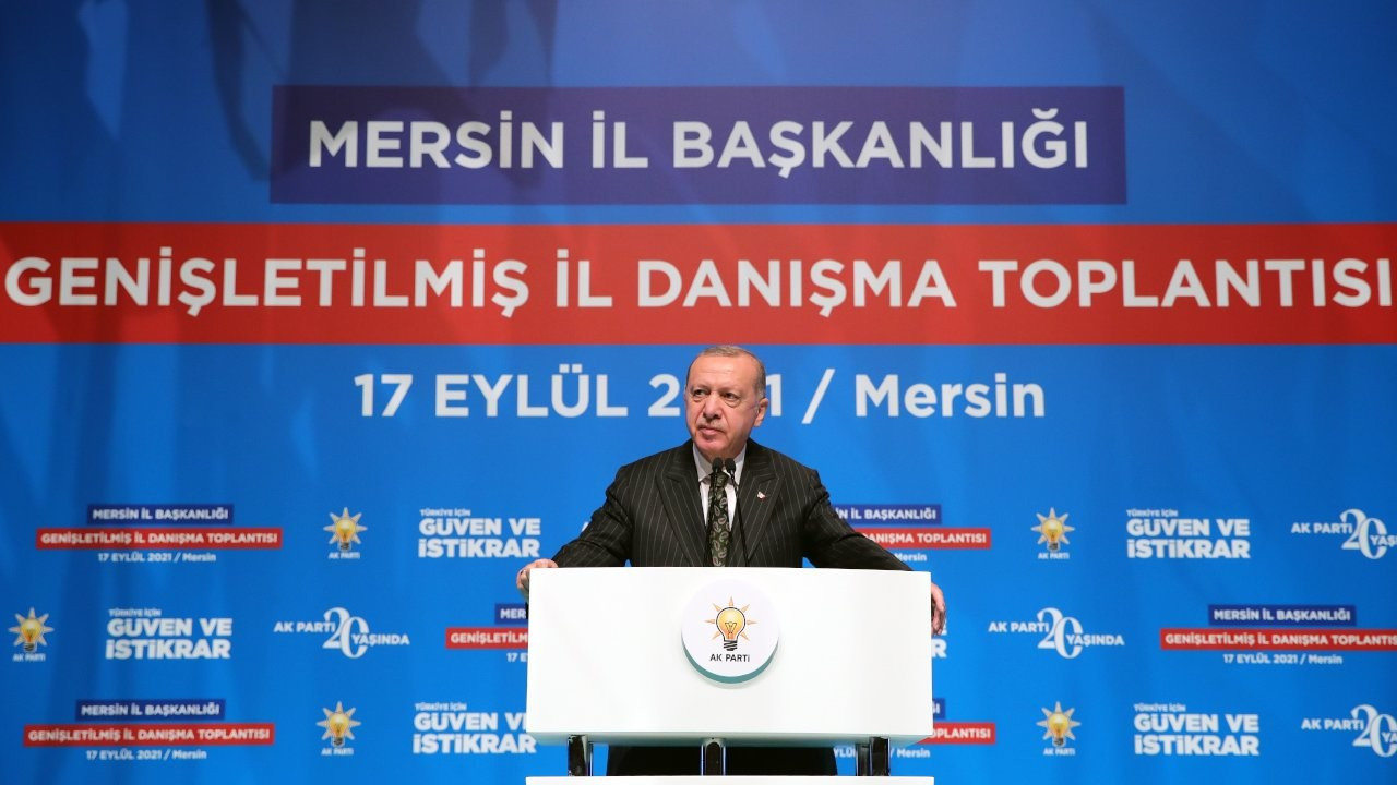 Erdoğan: Artık illerde sular akmıyor