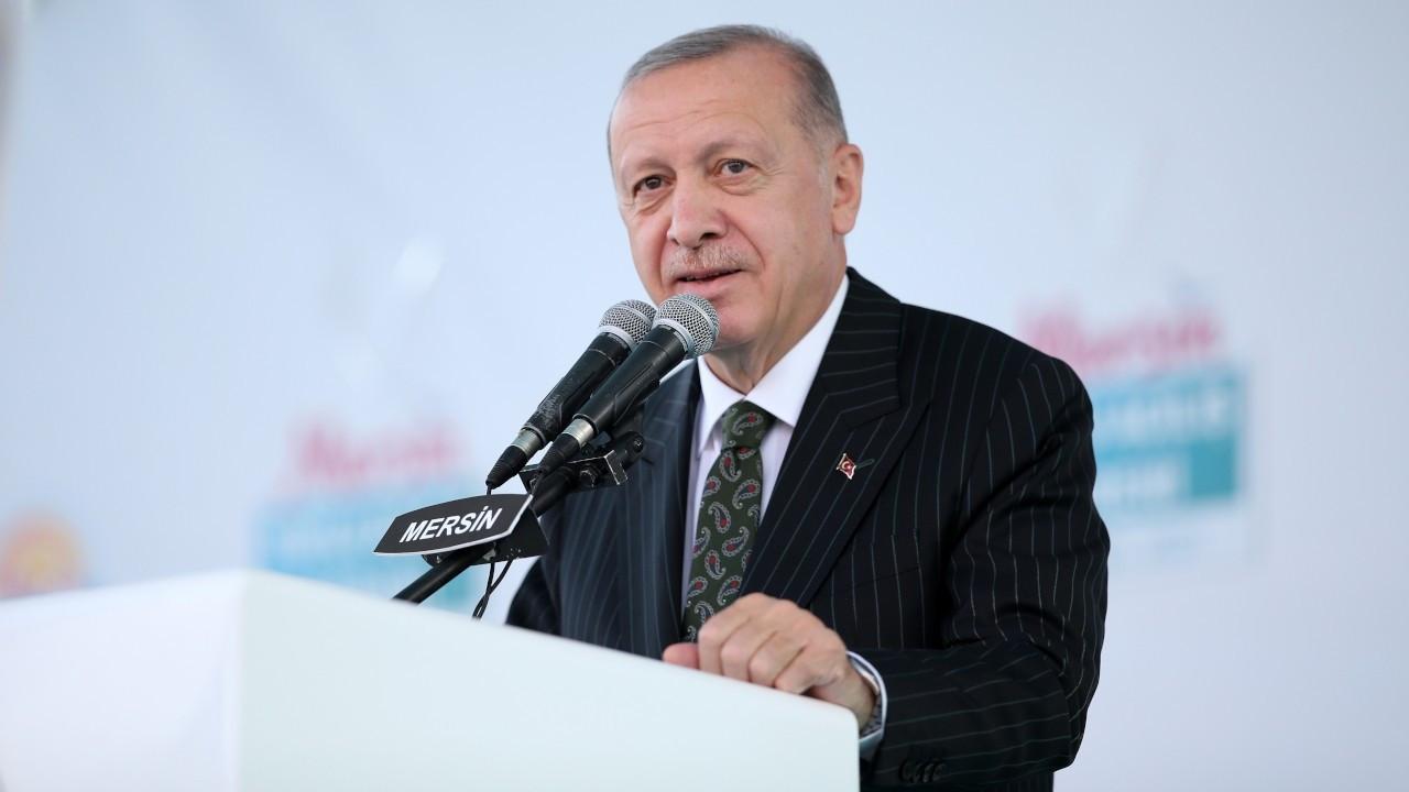 Erdoğan: Ne ararsanız Bay Kemal'de var