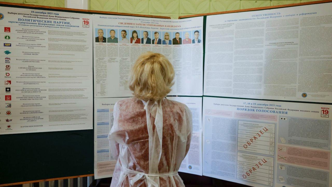 Rusya sandık başında: Putin'in partisi oy mu kaybediyor?