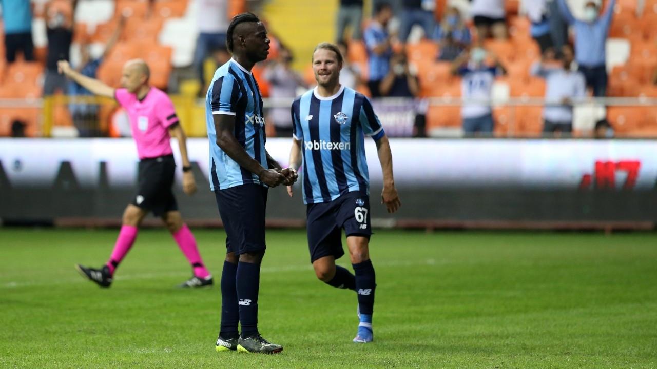 Adana Demirspor bu sezonki ilk galibiyetini aldı