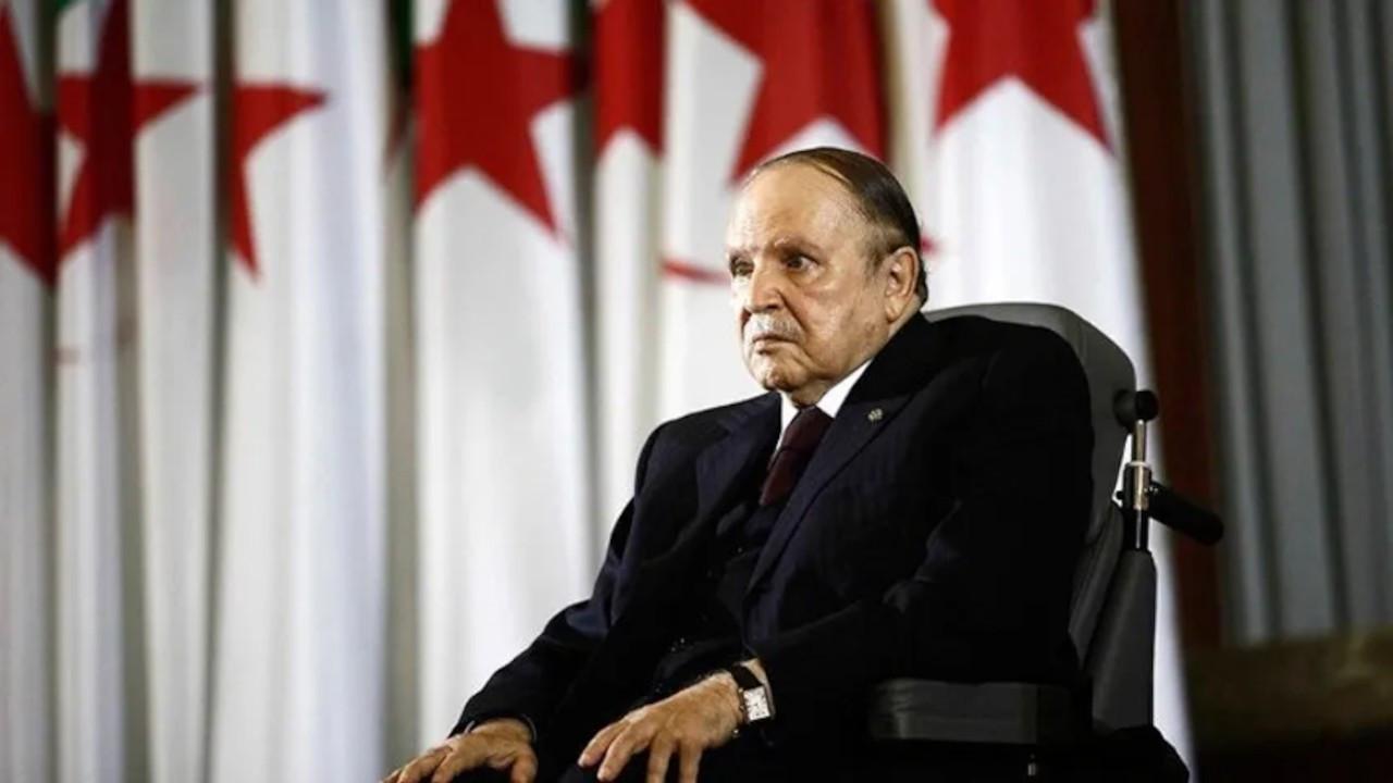 Cezayir'in eski Cumhurbaşkanı Abdulaziz  Buteflika öldü