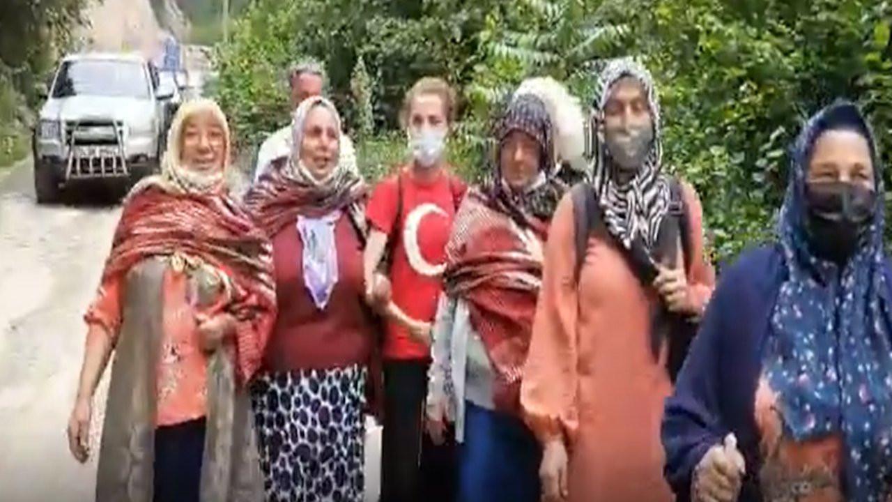 İkizdereliler'den türkü: Kazanduğun paralar olsun kefen parası
