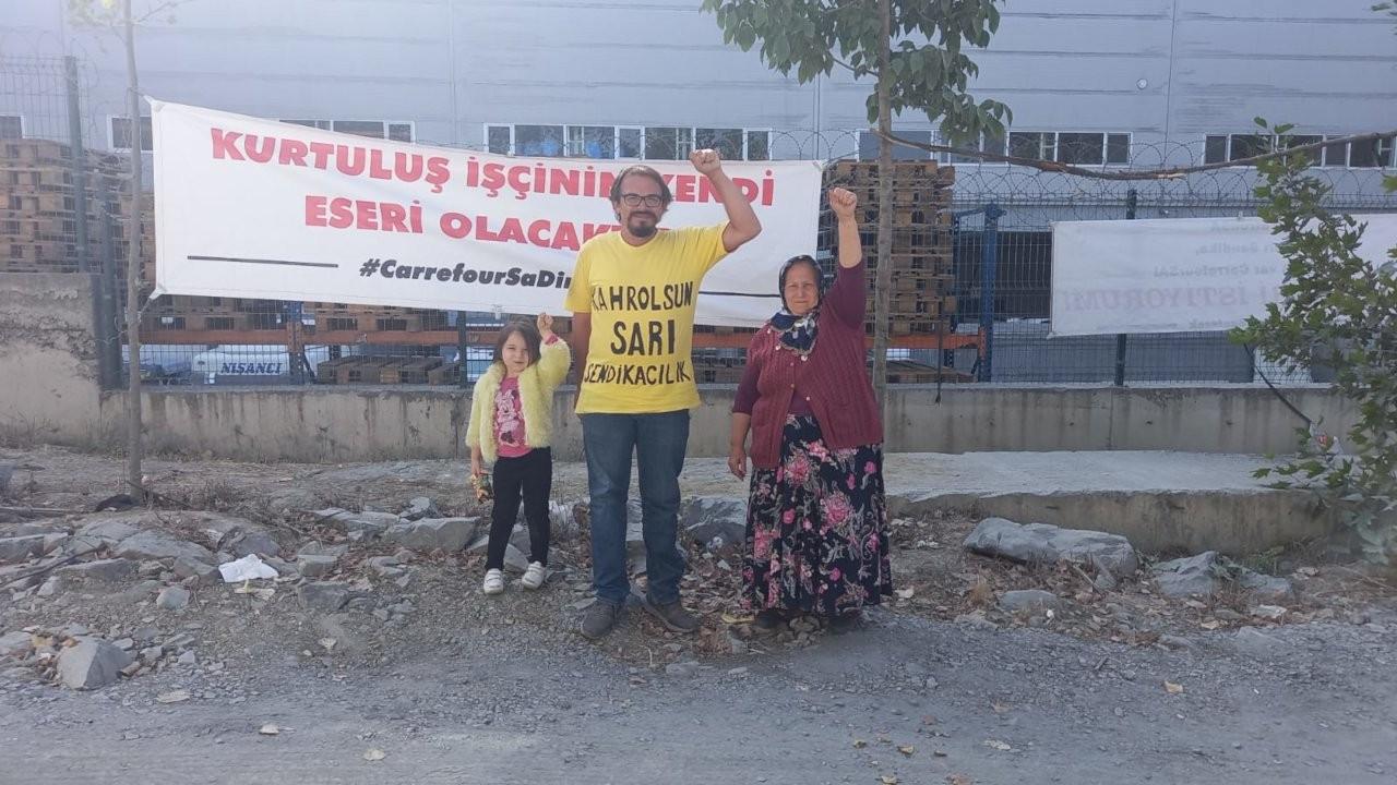 CarrefourSA işçisi Murat Polat: İşimi geri istiyorum