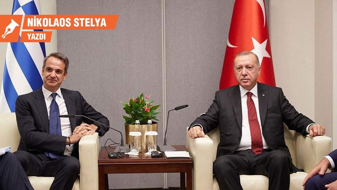 Atina-Ankara hattı yeniden geriliyor