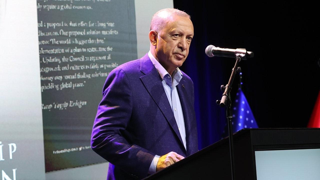 Erdoğan: İslam düşmanlığının DEAŞ'tan farkı yok