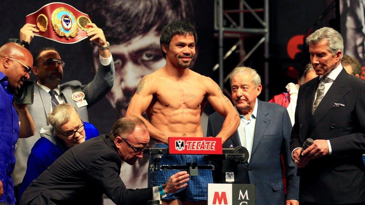 Filipinli boksör devlet başkanlığına aday oldu: Dövüşçü kalacağım