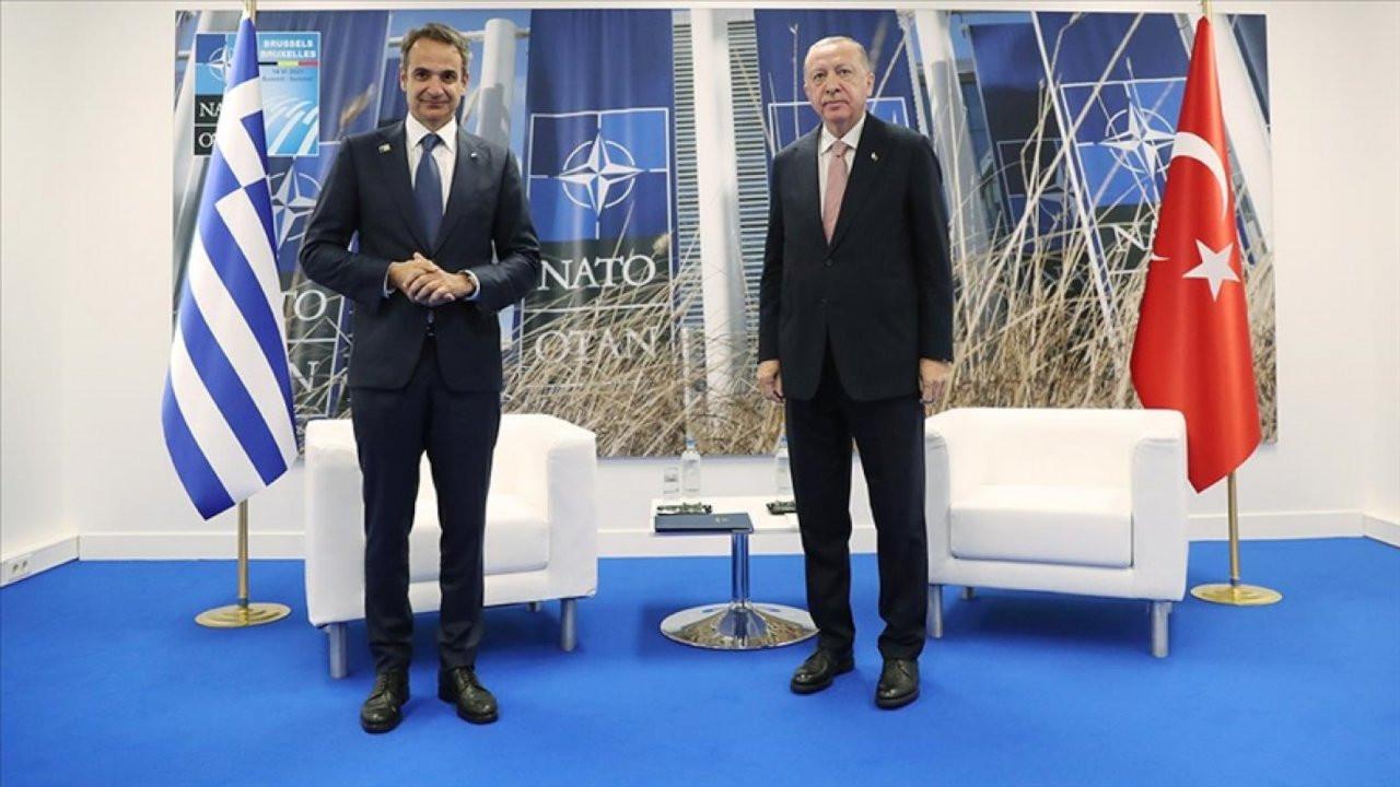 Atina'dan yalanlama: Erdoğan'dan randevu istenmedi