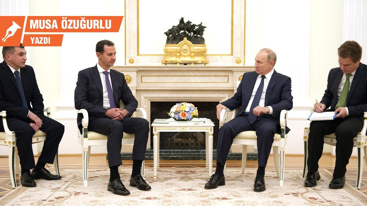 Putin-Esad için öncelik İdlib mi Kürtler mi?