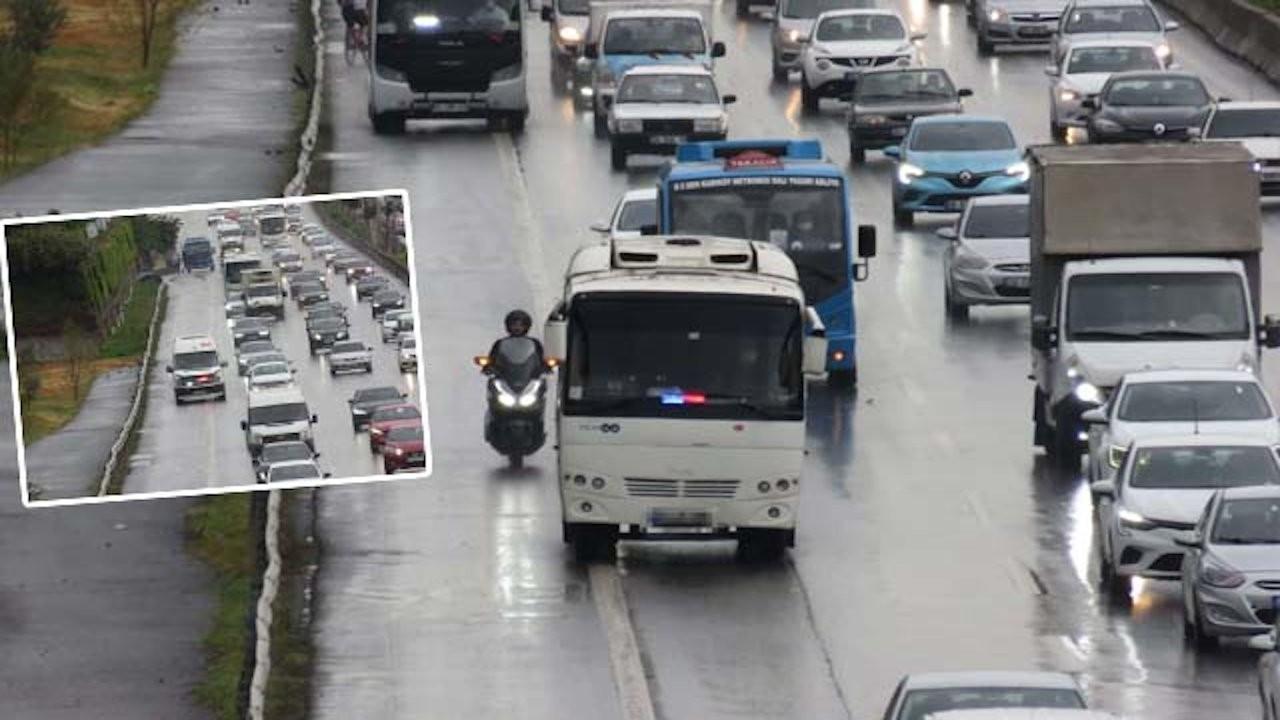 Sürücülerin yeni kabusu: Çakarlı minibüsler